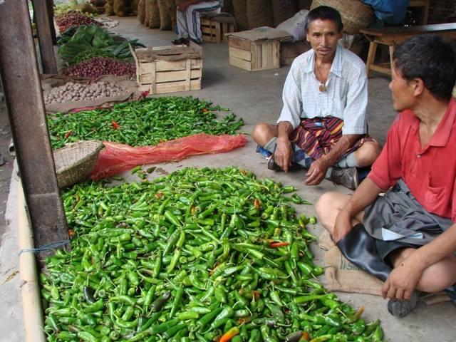 8772c555b Yangtse chilies flood vegetable market – Business Bhutan